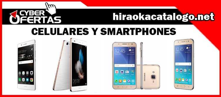 Smartphones Hiraoka celulares