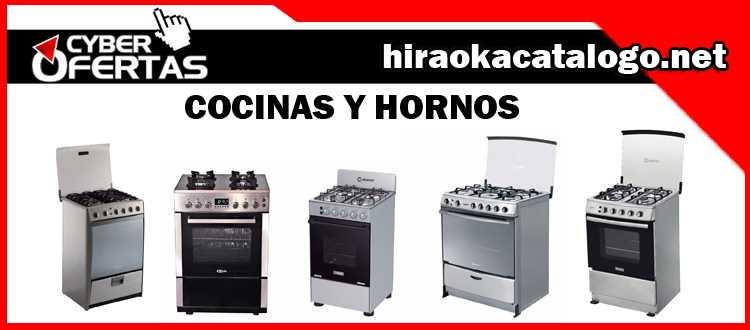 Hornos Hiraoka cocinas