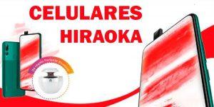 Celulares en Hiraoka