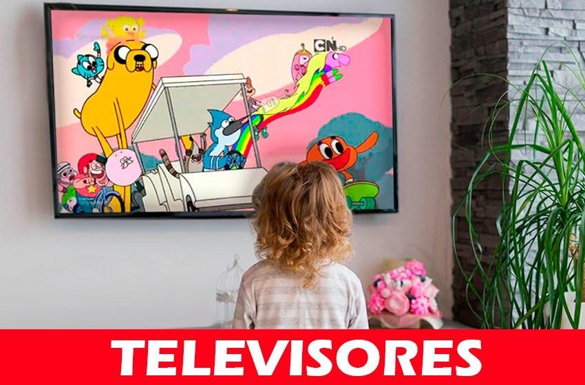 Televisores del día del Niño en Hiraoka
