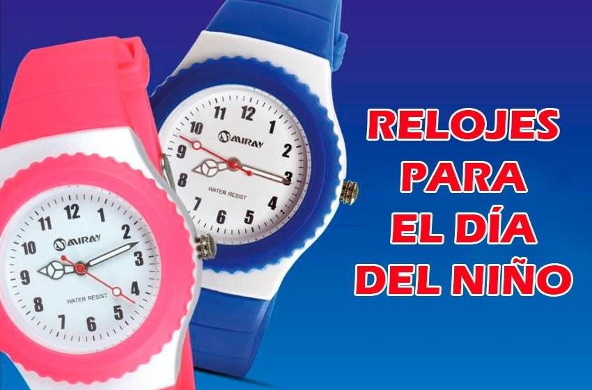 Relojes de niños