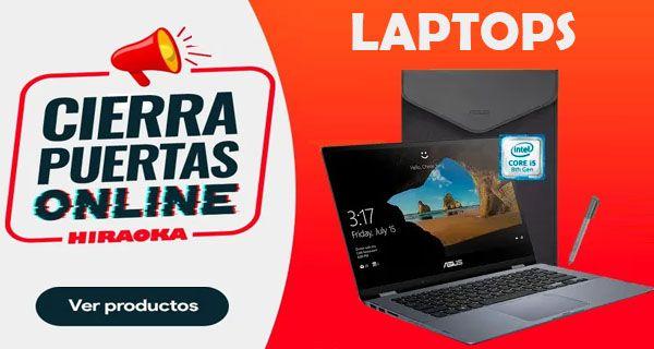 Laptops Hiraoka