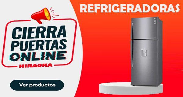 Descuentos refrigeradoras Hiraoka