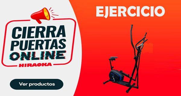 Máquinas de ejercicio en Perú